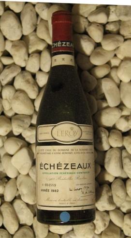 エシェゾー Echezeaux [1982] 750ml DRCDRC (Domaine de la Romanee Conti)