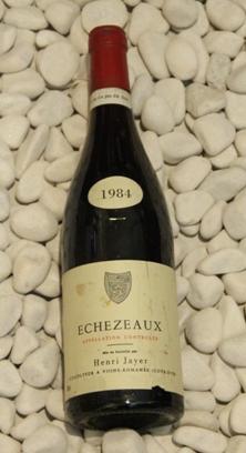 Echezeaux エシェゾー [1984]750mlアンリ・ジャイエ Henri Jayer