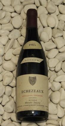 Echezeaux エシェゾー [1985]750mlアンリ・ジャイエ Henri Jayer
