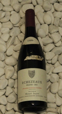 Echezeaux エシェゾー [1989]750mlアンリ・ジャイエ Henri Jayer