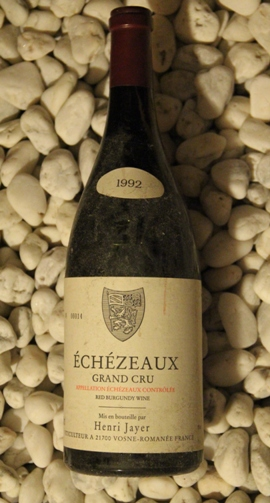 Echezeaux エシェゾー [1992]1500mlアンリ・ジャイエ Henri Jayer