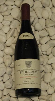 Echezeaux エシェゾー [1995]750mlアンリ・ジャイエ Henri Jayer