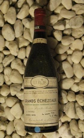 グラン・エシェゾー Grand Echezeaux [1978] 750ml DRCDRC (Domaine de la Romanee Conti)