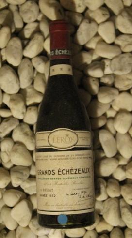 グラン・エシェゾー Grand Echezeaux [1982] 750ml DRCDRC (Domaine de la Romanee Conti)