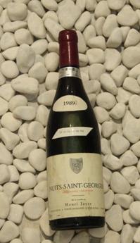 Nuit Saint Georges ニュイサンジョルジュ[1989]750mlアンリ・ジャイエ Henri Jayer