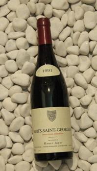 Nuit Saint Georges ニュイサンジョルジュ[1991]750mlアンリ・ジャイエ Henri Jayer