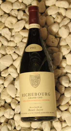 Richebourg リシュブール [1985]1500mlアンリ・ジャイエ Henri Jayer