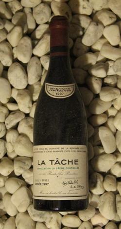 ラ・ターシュ La Tache [1997] 750ml DRCDRC (Domaine de la Romanee Conti)