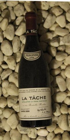 ラ・ターシュ La Tache [2000] 750ml DRCDRC (Domaine de la Romanee Conti)
