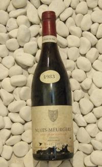 Nuit Saint Georges Murgers 1erニュイサンジョルジュ・ミュルジュ1er [1983]750mlアンリ・ジャイエ Henri Jayer