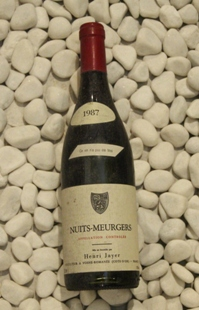 Nuit Saint Georges Murgers 1erニュイサンジョルジュ・ミュルジュ1er [1987]750mlアンリ・ジャイエ Henri Jayer