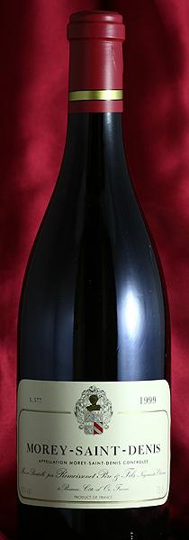 モレ・サン・ドニ レ・ミランド[1995]Morey Saint Denis Les Millandes 750mlルモワスネ Remoissenetフランス ブルゴーニュ ワイン 赤