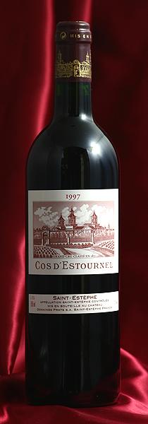 シャトー・コス・デストゥルネル[1997]750mlCh.Cos d'Estornel