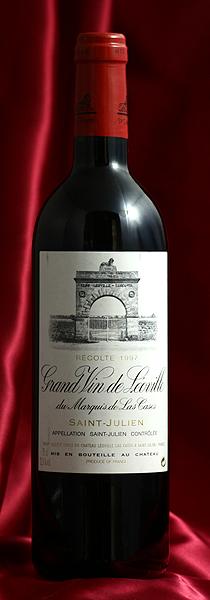 シャトー・レオヴィル・ラスカーズ[1997]Chateau Leoville Las Cases