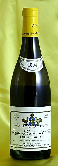 LeflaivePuligny Montrachet Les Pucelles [2012]750mlピュリニー・モンラッシェ レ・ピュセル[2012]750mlルフレーヴ Leflaive