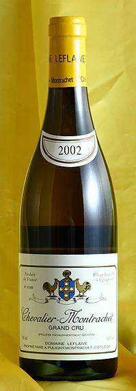 シュヴァリエ・モンラッシェ[2002] Chevalier Montrachet 750mlルフレーヴ Leflaive
