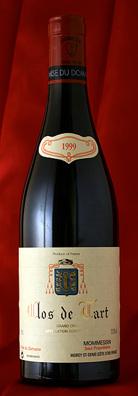 クロ・ド・タール [1999] Clos de Tart (750ml)モメサン Mommessin