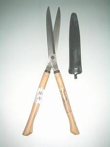 刈込鋏 鋼典 安来鋼付 止ナシ 刈込 300 コブ柄 A-33 鋼典 ( かねのり カネノリ ) 五十嵐刃物工業 はさみ 刈り込みばさみ 刈込みばさみ 刈込ばさみ 苅込ばさみ 枝切りばさみ 枝切鋏 枝切りバサミ 日本製