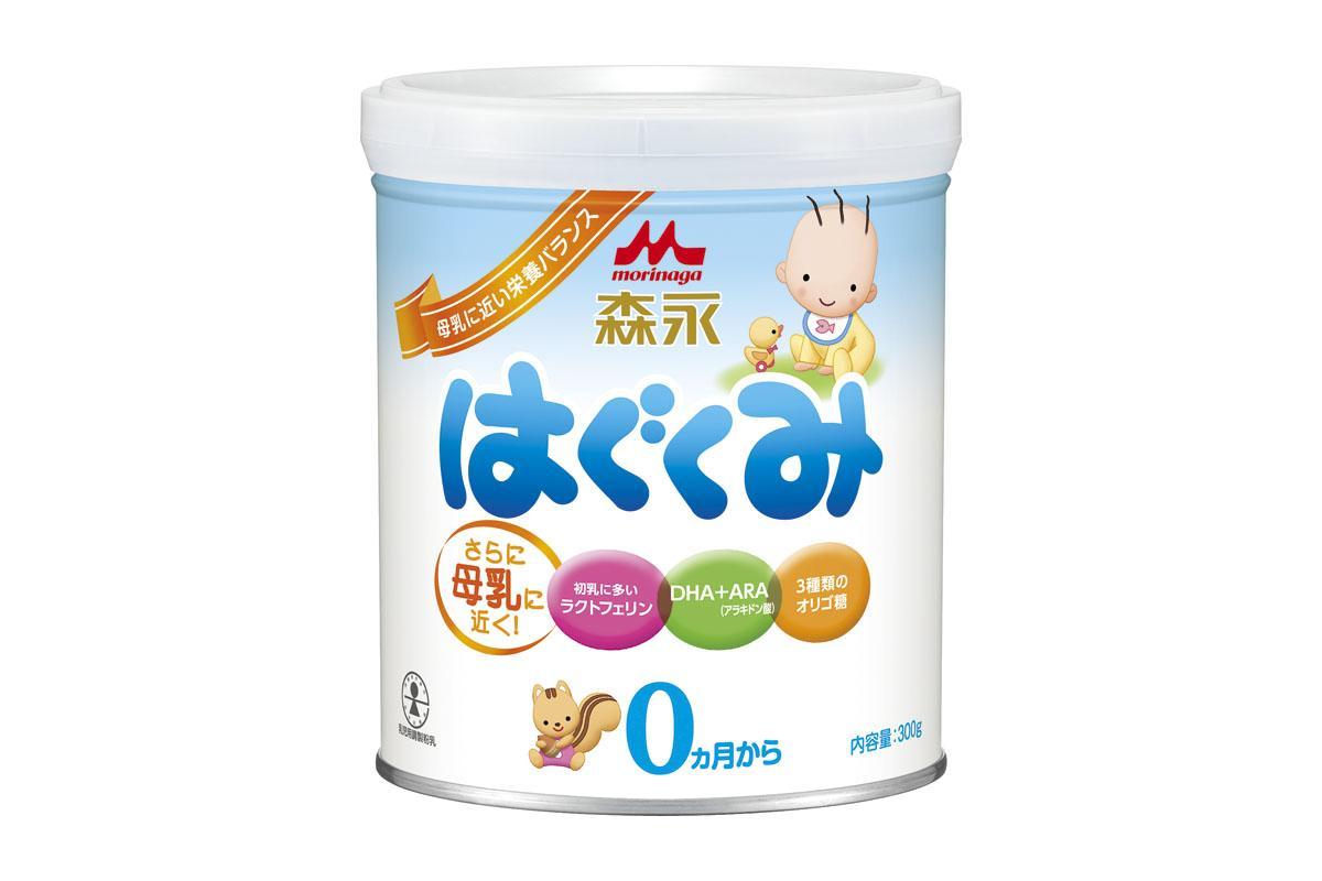 森永はぐくみ小缶 300g(12缶/箱)