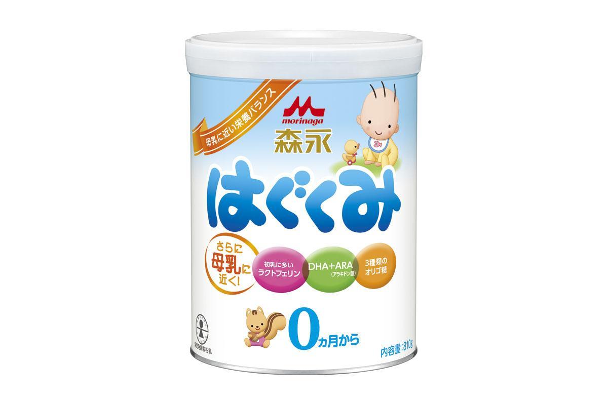 森永はぐくみ大缶 810g(8缶/箱)