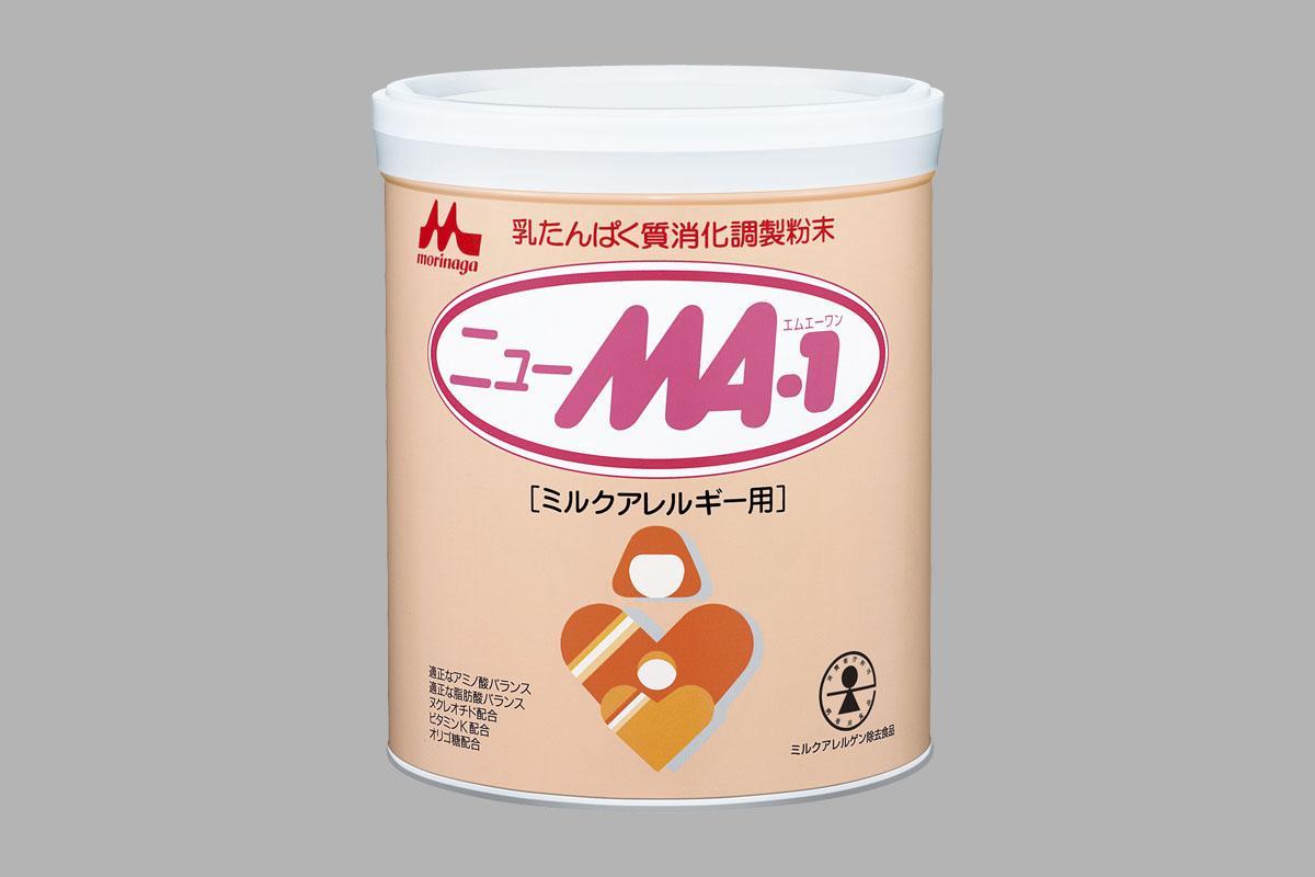 森永ニューMA-mi大缶 800g(8缶/箱)