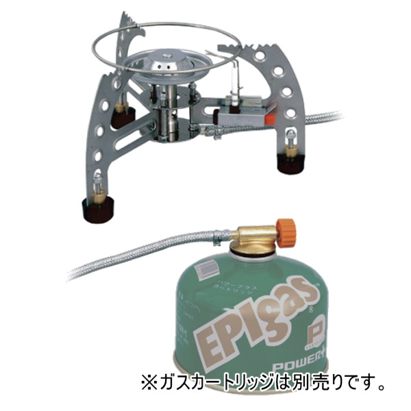 EPI SPLITストーブ S-1026 PAT.P(防災グッズ/防寒/ストーブ/ヒーター/バーナー/ガスコンロ/防災セット/非常用持ち出し袋/アウトドア/EPI SPLITストーブ S-1026)