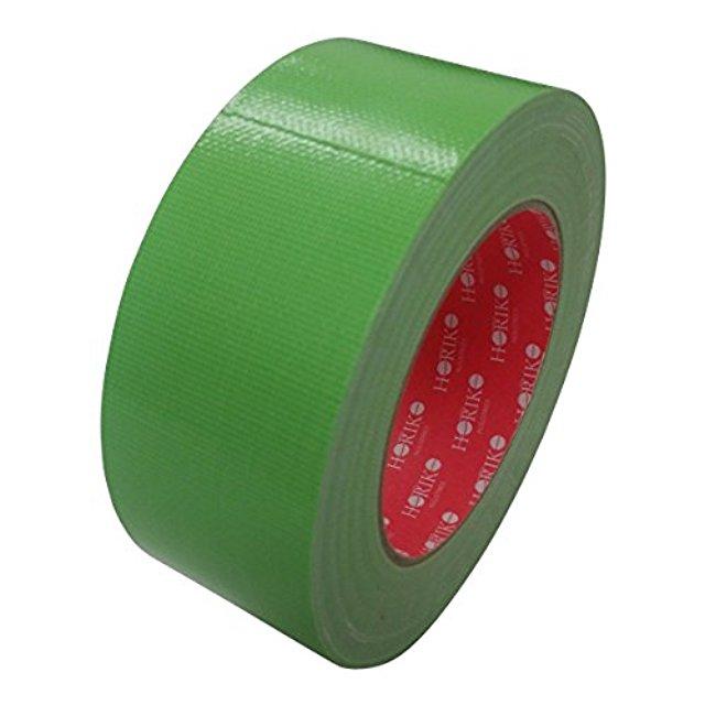 俺の布 YT-100 24ミリ×25m 60巻/ケース 38ミリ×25m 36巻/ケース 48ミリ×25m 30巻/ケース 粘着テープ ホリコー