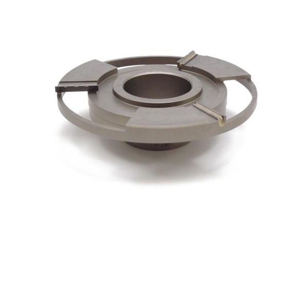 ザグリカッター 刃先径125ミリ 【本体のみ】 タテ型ドレンの設置に最適 ハツリが簡単 / アイユ