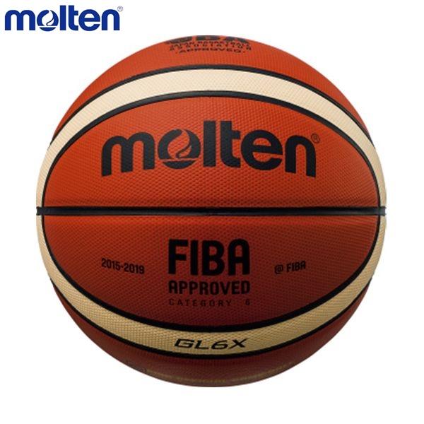 専門店では 【ラッキーシール付き】【送料無料/】 GL6X【molten/ モルテン モルテン】】 GL6X BGL6Xバスケットボール、6号球 <一般・大学・高校・中学校 女子用>, アルファゴルフ:85698ee3 --- canoncity.azurewebsites.net