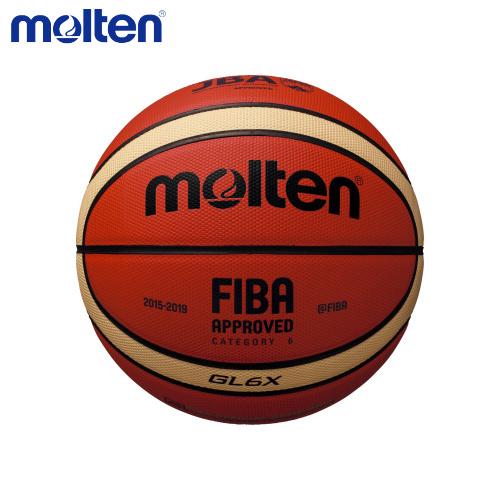 【送料無料】 molten/モルテン GL6X BGL6Xバスケットボール、6号球 <一般・大学・高校・中学校 女子用>【ラッキーシール対応】