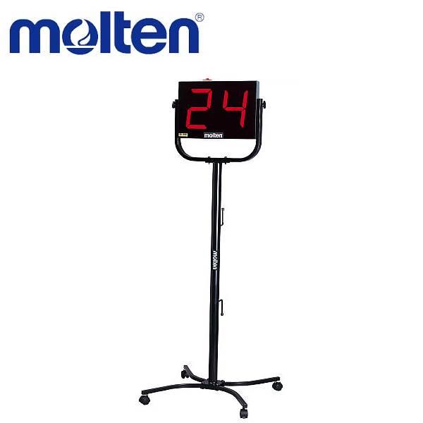 【ラッキーシール付き】【送料無料】【molten / モルテン】 フロアスタンド MSCFSN電光表示器(カウンター)、