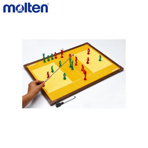 【送料無料】 molten モルテン バレーボール用 立体作戦盤 SV0080【ラッキーシール対応】