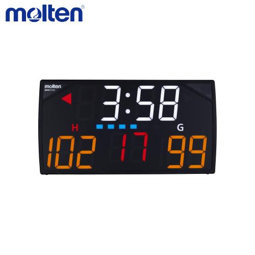 【ラッキーシール対応】【送料無料】 molten モルテン デジタイマ110X UX0110電光表示器(カウンター)、