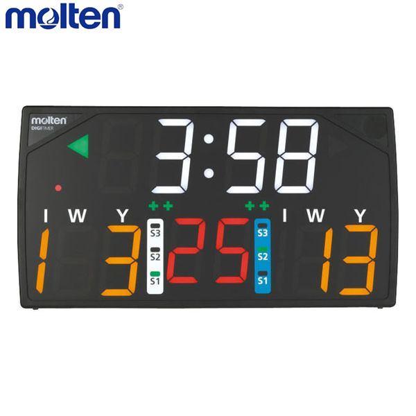 【送料無料】 molten/モルテン デジタイマ柔道 UX0110J電光表示器(カウンター)、【ラッキーシール対応】