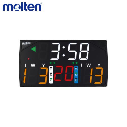 【ラッキーシール対応】【送料無料】 molten モルテン デジタイマ柔道 UX0110J電光表示器(カウンター)、