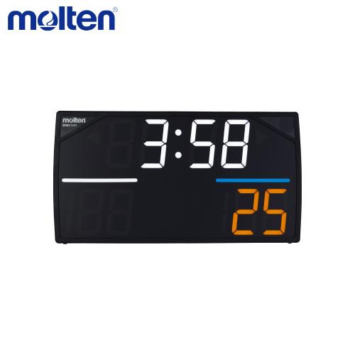 【ラッキーシール対応】【送料無料】 molten モルテン デジタイマ格技 UX0110K電光表示器(カウンター)、