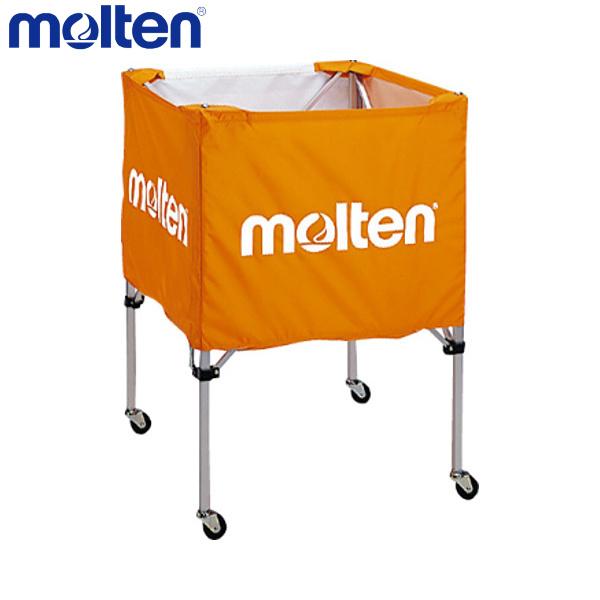 【送料無料】 molten/モルテン BK20HLO オールスポーツ 設備・備品 折りたたみ式ボールカゴ(中・背低) オレンジ BK20HLO【ラッキーシール対応】
