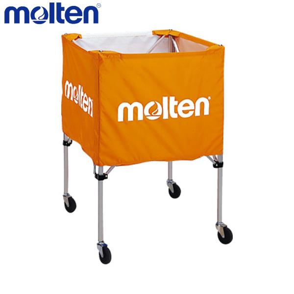 【送料無料】 molten/モルテン BK20HOTO オールスポーツ 設備・備品 折りたたみ式ボールカゴ(屋外用) オレンジ BK20HOTO【ラッキーシール対応】