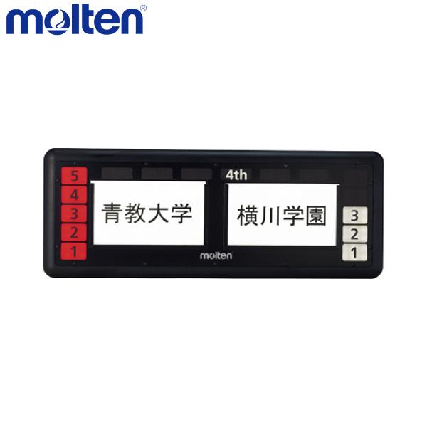 molten/モルテン UX0120-T オールスポーツ 設備・備品 チーム名表示盤 UX0120-T【ラッキーシール対応】
