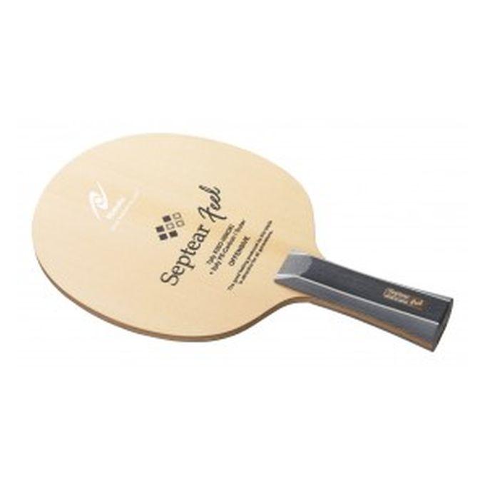 【5%OFFクーポン発行中】Nittaku ニッタク 日本卓球 ラケットNC0442 セプティアーフィール FL 【送料無料】 【39ショップ】