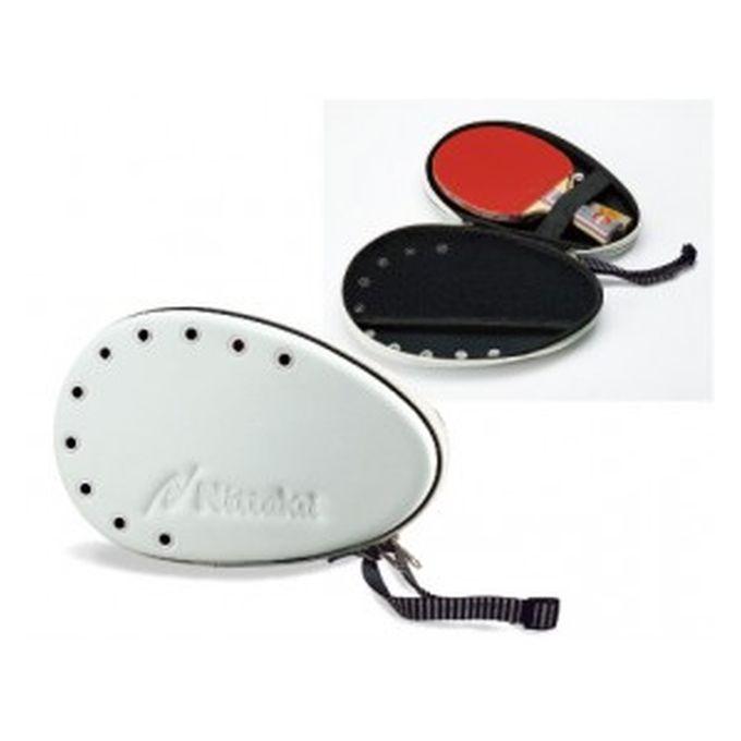 5%OFFクーポン発行中 Nittaku ニッタク NK7180 ポロメリックケース ホワイト 激安卸販売新品 ラケットケース 全品送料無料 送料無料 39ショップ 70 卓球