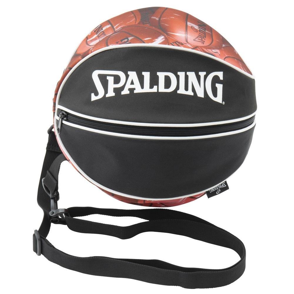 2021年6月度 月間優良ショップ 全店販売中 5%OFFクーポン発行中 SPALDING スポルディング マーブルレッド 流行 バスケットボール 39ショップ 49-001MRD ボールバッグ