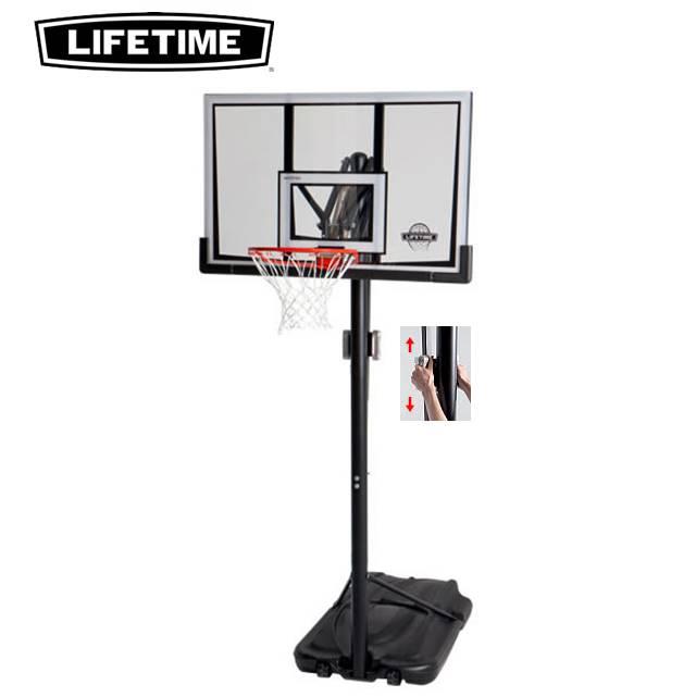 【5%OFFクーポン発行中】ライフタイム バスケットボード1 LIFETIMEモデル【LT-90061】 【39ショップ】