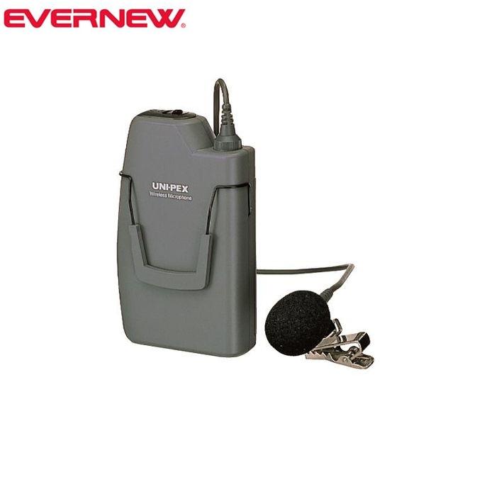 エバニュー EVERNEW EKB026 タイピンマイクWM-3100 EKB026【ラッキーシール対応】