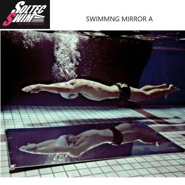 【スーパーSALE エントリーでポイント5倍 】SOLTEC SWIM /ソルテック・スイム202915 Swimmng Mirror α 本体