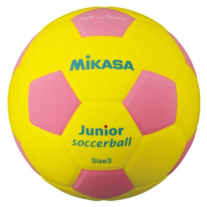 2021年6月度 月間優良ショップ プレゼント 5%OFFクーポン発行中 ミカサ スマイルサッカーボール 3号 39ショップ YP SF3JYP 出荷