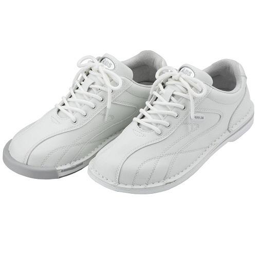 ABS ボウリング シューズ S-1500W ホワイト ボウリング用品 ボーリング グッズ 靴