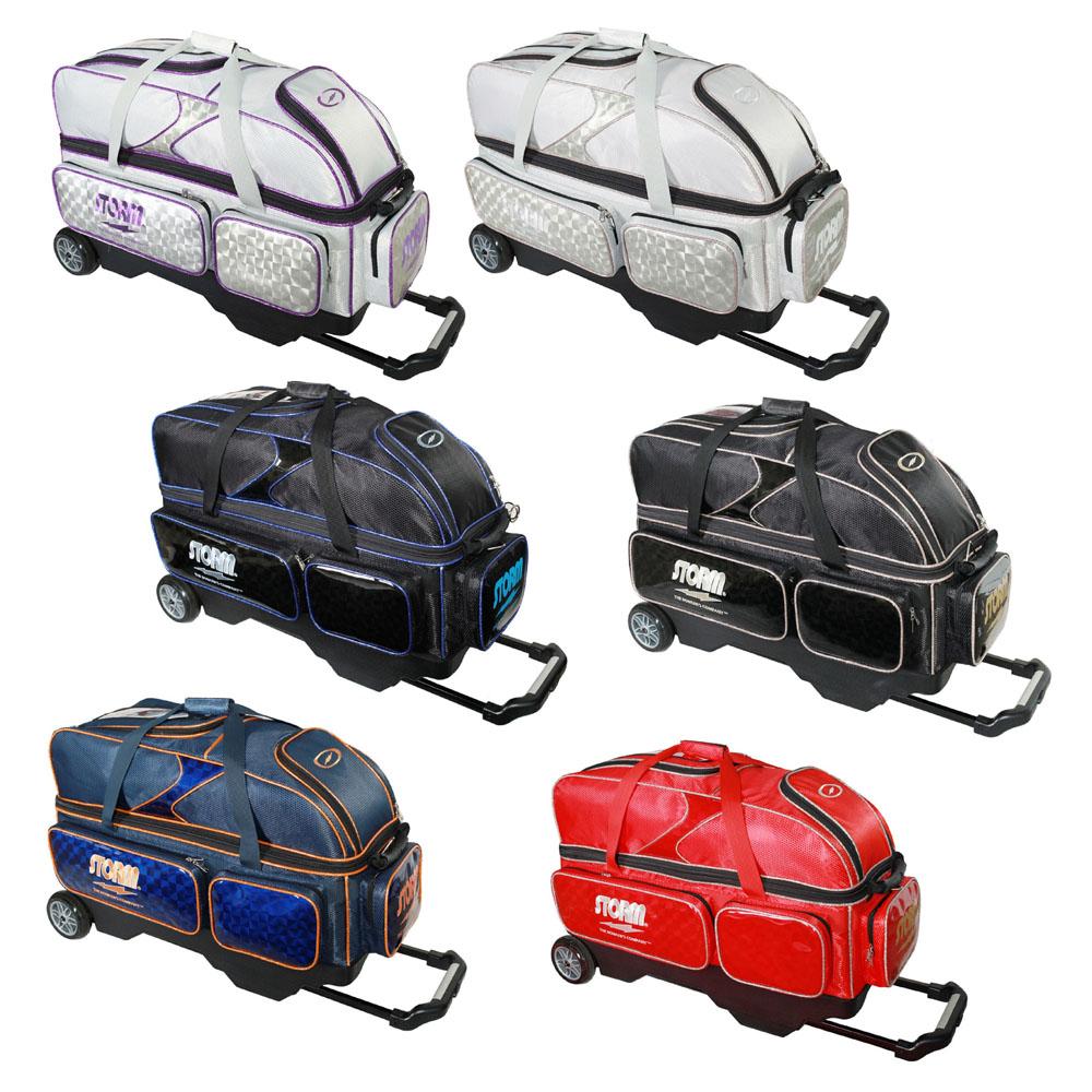 STORM ボウリング バッグ SB228-CJ 3ボール キャリーバッグ 全6色 ストーム バッグ ボウリング用品 ボーリング グッズ