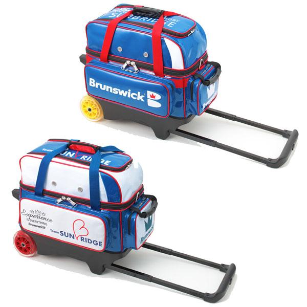 サンブリッジ ボウリング バッグ Mignon-D ミニヨン 2 ボール カート チームサンブリッジ ボウリング用品 ボーリング グッズ
