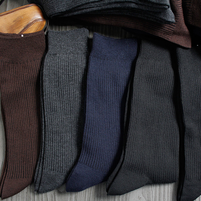 靴下 メンズ ビジネス ソックス 15足セット / スタッフお任せカラーアソート / あす楽対応